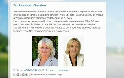 la diffamation raciste anti-blonde {JPEG}